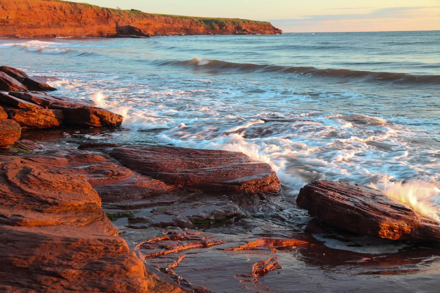 PEI Cliffs